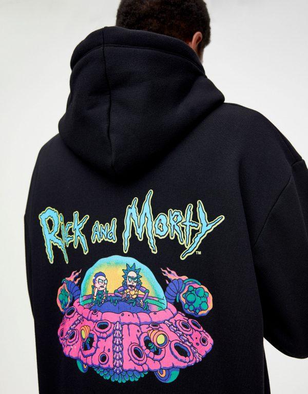 R&M Hoodie