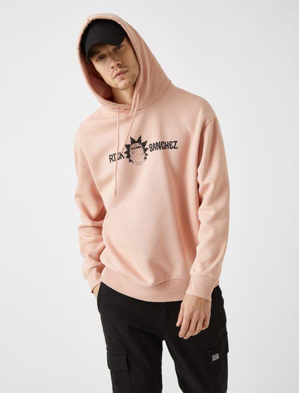 R&M Pink 2021 Hoodie