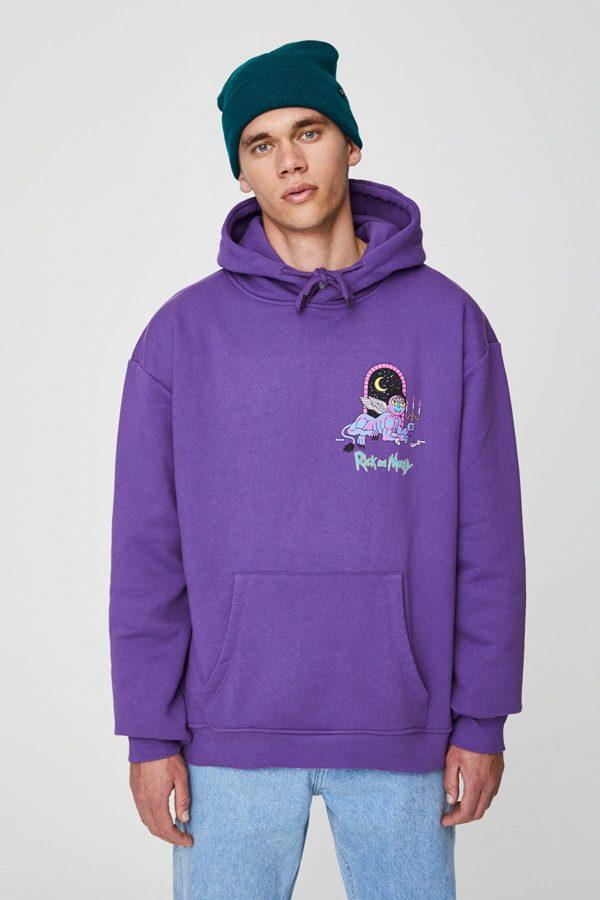 Purple Devil RM Hoodie