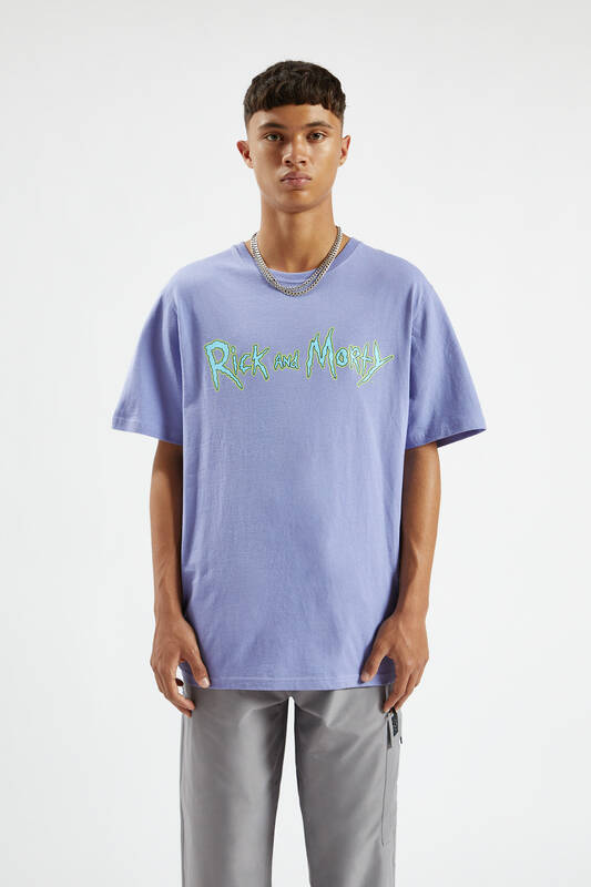 Lilac RRM Summer T-shirt