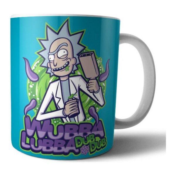 Wubba Lubba Dub Dub Mug