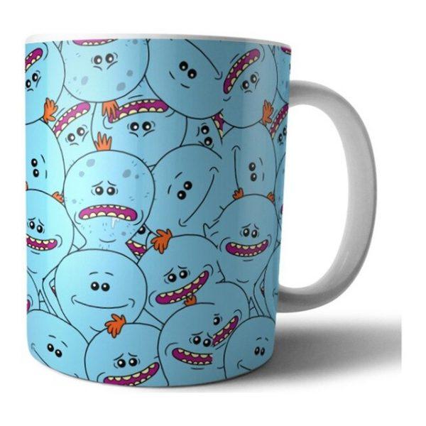 Mr.MeeSeeks Cute Mug