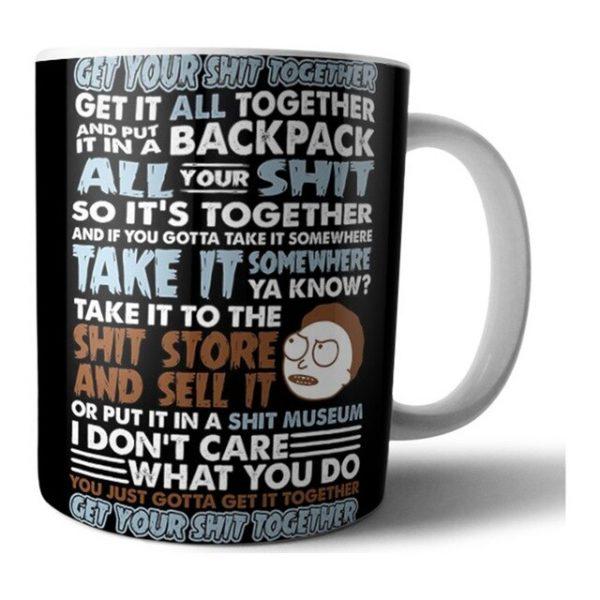 R&M Quote Mug